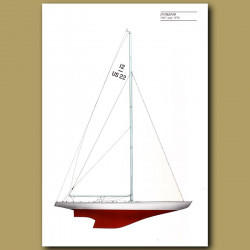 America's Cup yacht: Intrepid 1967 and 1970
