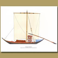 Portuguese Wine Ship