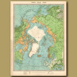 North Pole Chart
