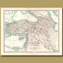 Turkey in Asia and Transcaucasia