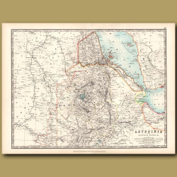 Abyssinia and Upper Nubia