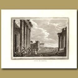 Ruins Of Palmyra