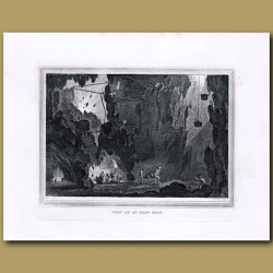 View of an Iron Mine