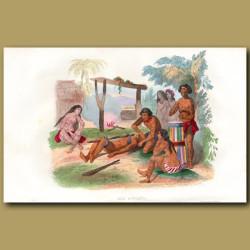 Cannibals In Tahiti