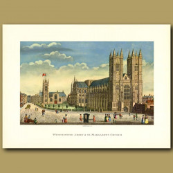 Westminster Abbey and St Margarets Church