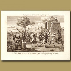 Rejoicings Of The Mexicans At The Beginning Of The Age