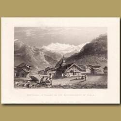 A Village in Simla
