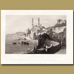City of Varanasi (Benares)