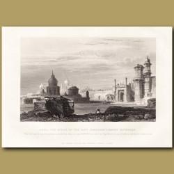 Agra, the Taj Mahal