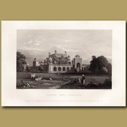 Akbar's Tomb – Secundra