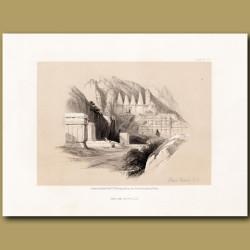 The Necropolis, Petra