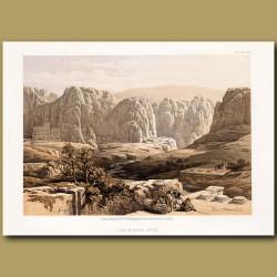 Site Of Petra, South