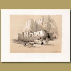 Convent Of St. Catherine, Mount Sinai