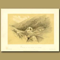 Fountain Of Job Valley Of Hinmon