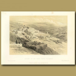 Convent Of The Terra Santa, Nazareth