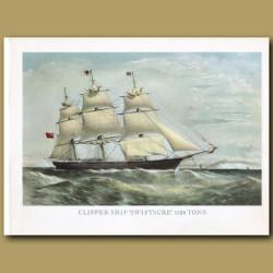 Clipper Ship Swiftsure