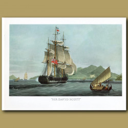 East Indiaman Ship