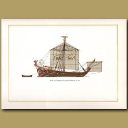Roman Merchant Ship 200 AD