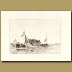 The Stationer's Barge