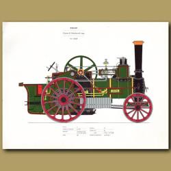Steam Engine Peggy 1904