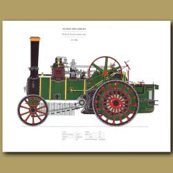 Steam Engine Eileen the Erring 1921