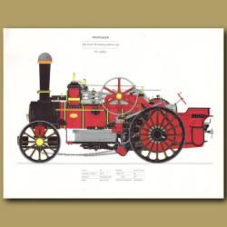 Steam Engine Wayfarer 1920