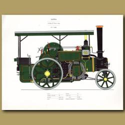 Steam Engine Laura 1927
