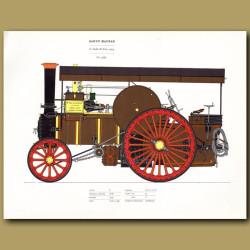Steam Engine Sandy McNab 1914