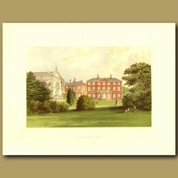 Everingham Park: Lord Herries