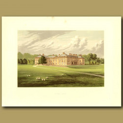 Holme Lacy: Baronet Stanhope