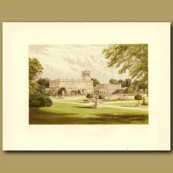 Trentham Hall: Duke Of Sutherland