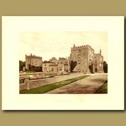 Muncaster Castle: Lord Muncaster