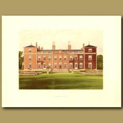 Euston Hall: Duke Of Grafton
