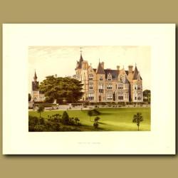 Bestwood Lodge: Duke Of St. Albans