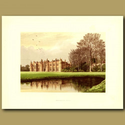 Hengrave Hall: Gage