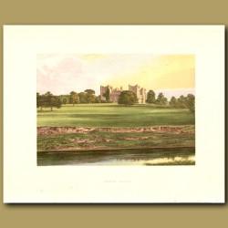 Lumley Castle: Earl of Scarborough