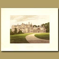 Rushton Hall: Clarke-Thornhill Family