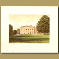 Peper Harow: Viscount Midleton
