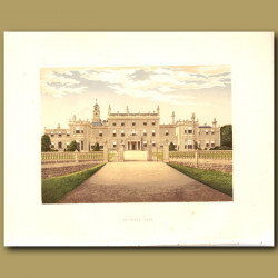 Bulwell Hall: Cooper Family