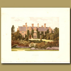 Oxley Manor: Staveley-Hill Family