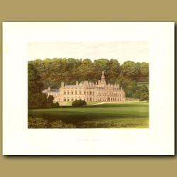 Shelton Abbey: Earl of Wicklow