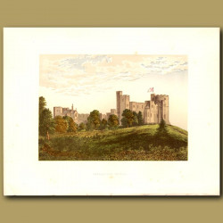 Peckforton Castle: Baron Tollemache