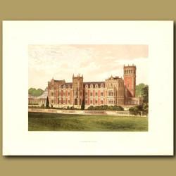 Somerleyton: Baronet Crossley