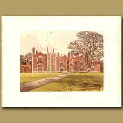 Witchingham Hall: Viscount Canterbury