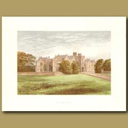 Wytham Abbey