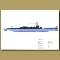 K26 Submarine 1917