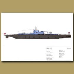 M2 Submarine 1920