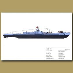Japanese 1 400 Submarine 1944