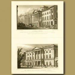 St.Paul's School And The London Institution, Finsbury Circus
