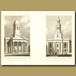 Chapel Of Ease, West Hackney And St. John's Hoxton